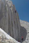 Rock Climbing Photo: A fun clean crack
