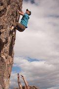 Rock Climbing Photo: The Tall Wall