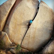 Rock Climbing Photo: Crucible