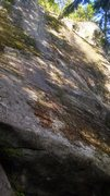 Rock Climbing Photo: One photo is better than none... I'll bring my rea...
