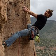 Rock Climbing Photo: Photo credit to James Martin especially since he t...