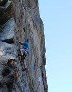 Rock Climbing Photo: Seth.