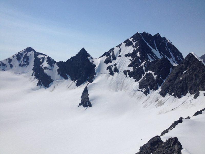 27 Mile Glacier