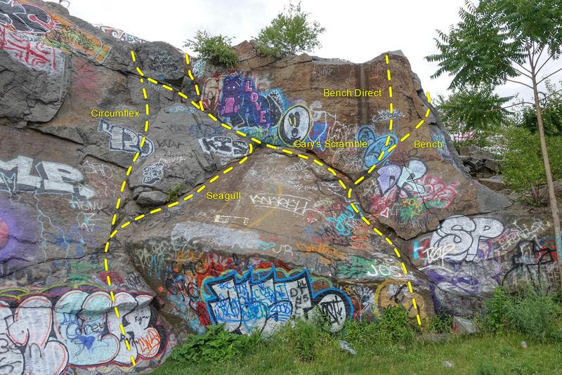 R Wall topo - right.