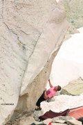 Rock Climbing Photo: Granite of the desert