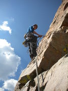 Rock Climbing Photo: All very comfortable belays