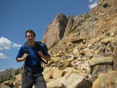 Rock Climbing Photo: Getting O so much closer!