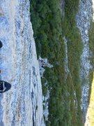 Rock Climbing Photo: Bears Reach