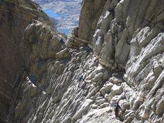 Rock Climbing Photo: After Starlight
