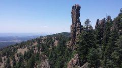 Rock Climbing Photo: South Face