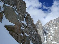 Rock Climbing Photo: Keeler and Whitney