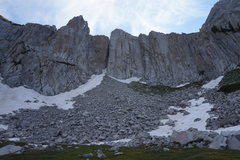 Rock Climbing Photo: Lone Peak 6/27/2015