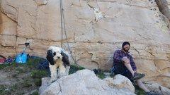 Rock Climbing Photo: Sluff