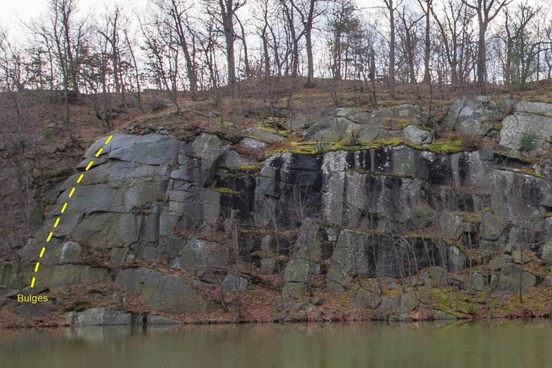 A Wall topo - left.