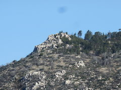 Rock Climbing Photo: Pacifico outcrops.