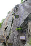 Rock Climbing Photo: Phase III