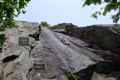 Rock Climbing Photo: Bastard