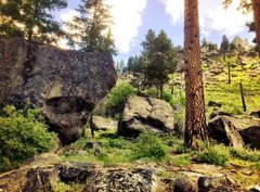 """Rock Climbing Photo: the initial view of the """"reflection of perfec..."""