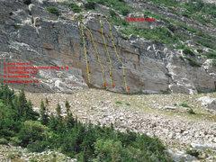Rock Climbing Photo: Eric Robinson Memorial Wall
