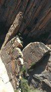 Rock Climbing Photo: Insomnia Spire