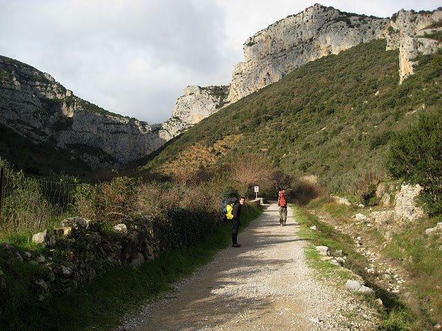 Rock Climbing Photo: Saint-Guilhem-le-Désert