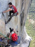 Rock Climbing Photo: Photo by Cheyne Lempe