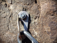 Rock Climbing Photo: Bomber