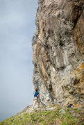 Rock Climbing Photo: Doozy!