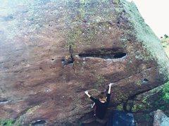 Rock Climbing Photo: Millenium Boulder, CO.