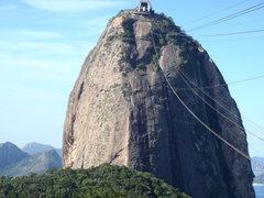Rock Climbing Photo: Pao de Acucar