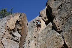 Rock Climbing Photo: Long Pine, CA