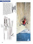 Rock Climbing Photo: Crack Technique Pg. 32