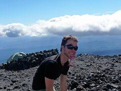 Rock Climbing Photo: Mt. Adams, 2010