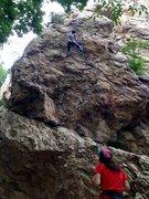 Climbers TRing Jaggun Ahgma