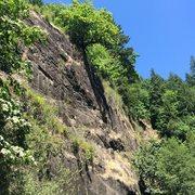 Rock Climbing Photo: Harlan Rock Quarry