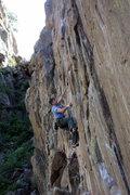 Rock Climbing Photo: John on ODK.