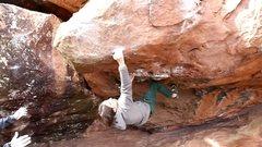Bouldering in Albarracín
