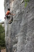 Rock Climbing Photo: Sport climbing in El Buste