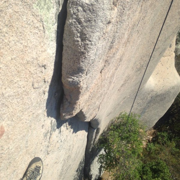 Rock Climbing Photo: Hillary Step