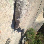 Rock Climbing Photo: Hillary Step