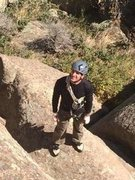 Rock Climbing Photo: Nice day at the Voo.