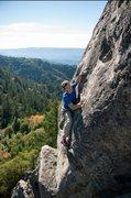 Rock Climbing Photo: Top of the climb