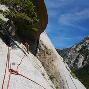 Rock Climbing Photo: Make sure you take plenty of water during the summ...