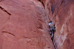 Rock Climbing Photo: A size 3 cam is nice to have