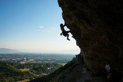 Rock Climbing Photo: simple simon rock canyon