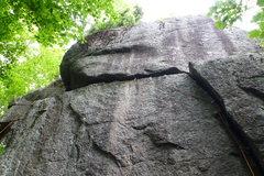 Rock Climbing Photo: Limace traverse