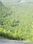 Rock Climbing Photo: Platinum Slab