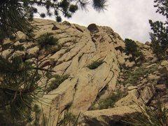 Rock Climbing Photo: Sugarloaf