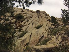 Rock Climbing Photo: sugarloaf***