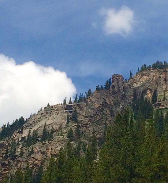 Wild Ridge.